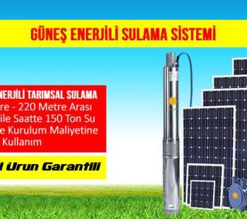 güneş enerjili tarımsal sulama sistemleri 1 hp 5.5 hp 10 hp 20 hp 30 hp 50 hp 75 hp beygir kw pompa