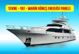 Teknelerde Güneş Enerjisi,gunes enerjisi,teknede günes enerjisi,solar enerji,denizde solar enerji,teknede solar enerji