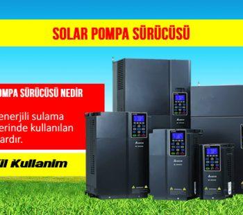 solar pompa sürücüsü inverteri nedir fiyatları