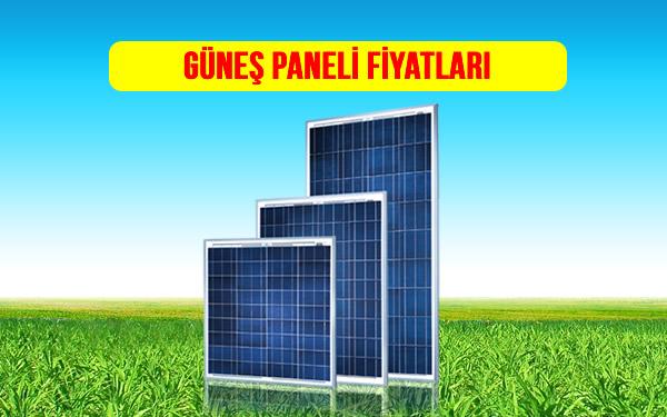 Güneş Panelleri (Solar Paneller)