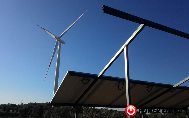 güneş enerjili sulama pompası