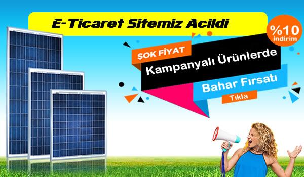 POWER ENERJİ E- MAĞAZA güneş paneli, solar panel,265,270,275,300,310 watt fiyatları