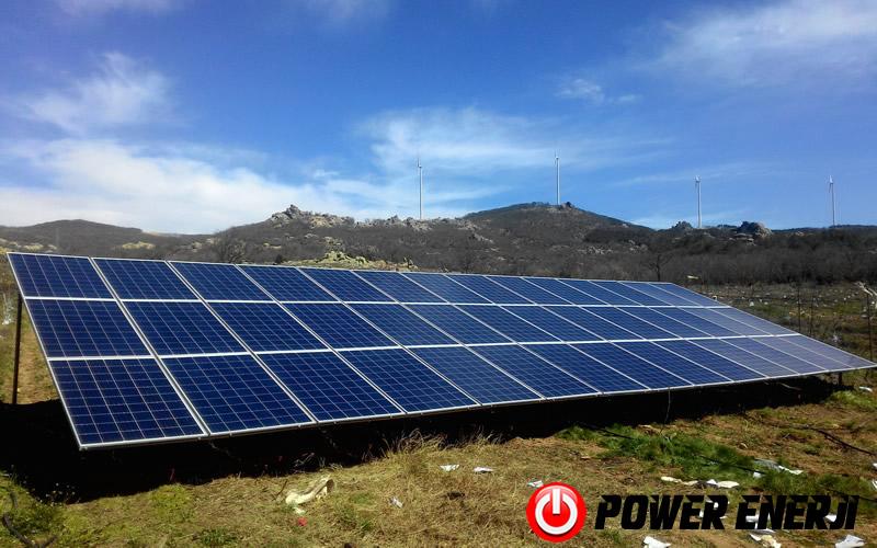 Güneş Enerjili Sulama Sistemi 10hp-15hp-20hp-25hp-30hp-40hp-50hp 60 hp 70 hp 75 hp 100 hp