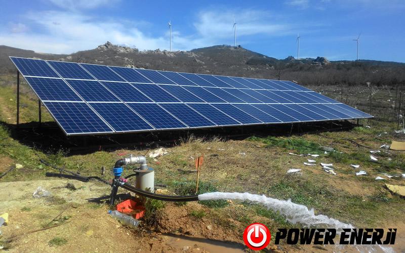 Güneş Enerjili Sulama Sistemi 10hp-15hp-20hp-25hp-30hp-40hp-50hp 60 hp 70 hp 75 hp 100 hp fiyatları