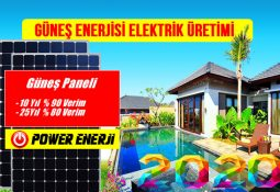 2020 güneş enerjisi elektrik üretimi