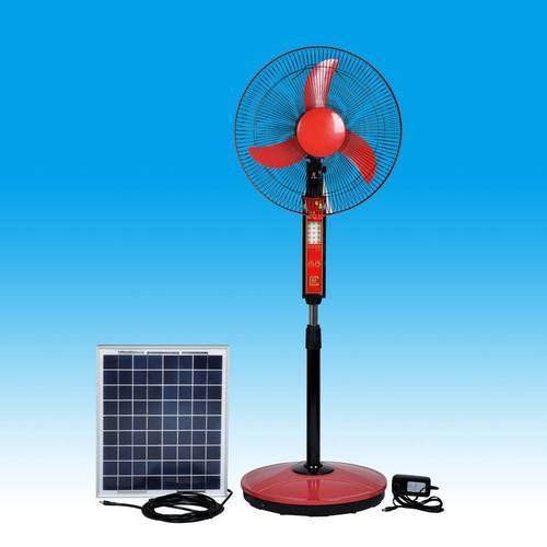 solar powered ventilator fan