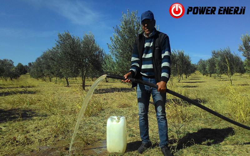 güneş enerjisi ile pompa su çıkartma