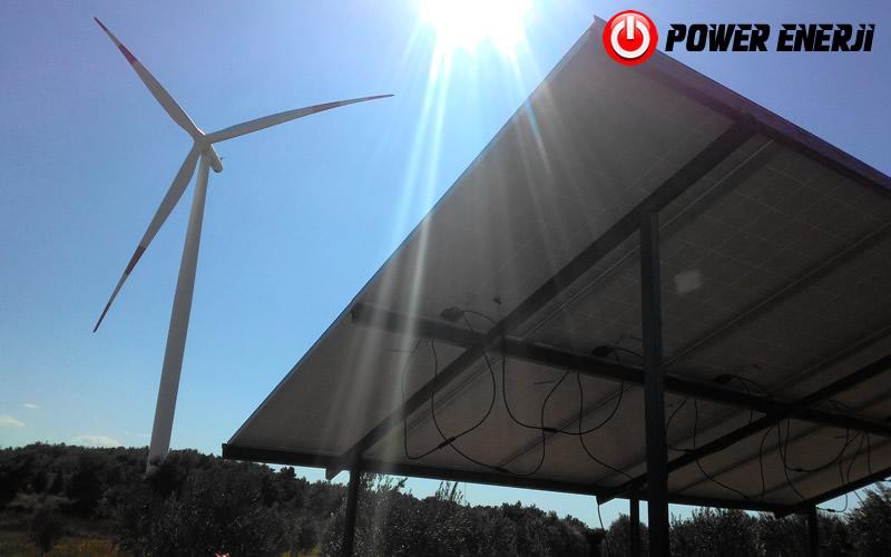 güneş paneli dalgıç pompa çalıştırma