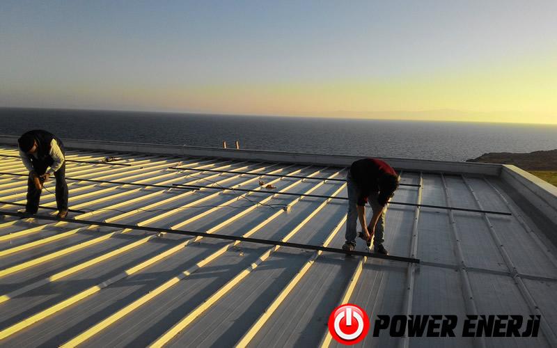 çatı üstü10 kw güneş paneli kurulum maliyeti