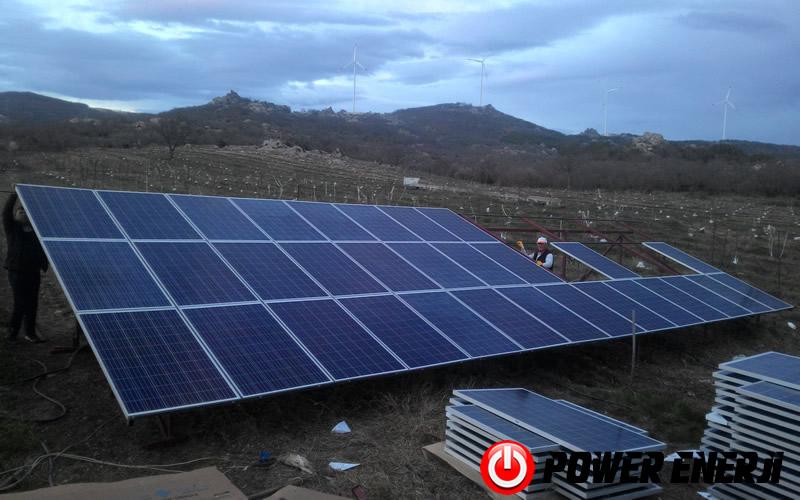 Güneş Enerjili Sulama Sistemi 10hp-15hp-20hp-25hp-30hp-40hp-50hp dalgıç pompa fiyatları