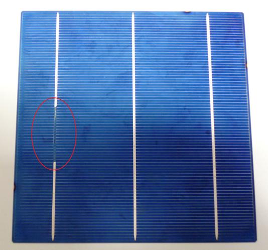 c grade güneş paneli nasıl görünür