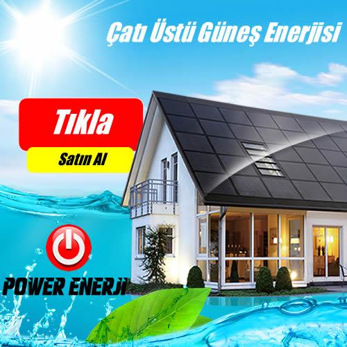 çatı üstü güneş enerji sistemleri 3kw 5 kw 10 kw