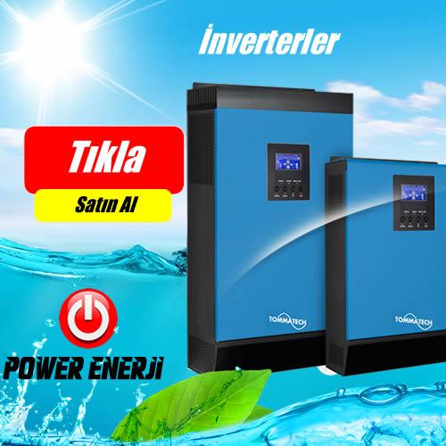 inverter fiyatları 1000watt,3000watt,5000watt, tam sinus, akıllı,on grid