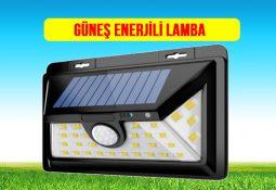güneş enerjili solar lamba fiyatları