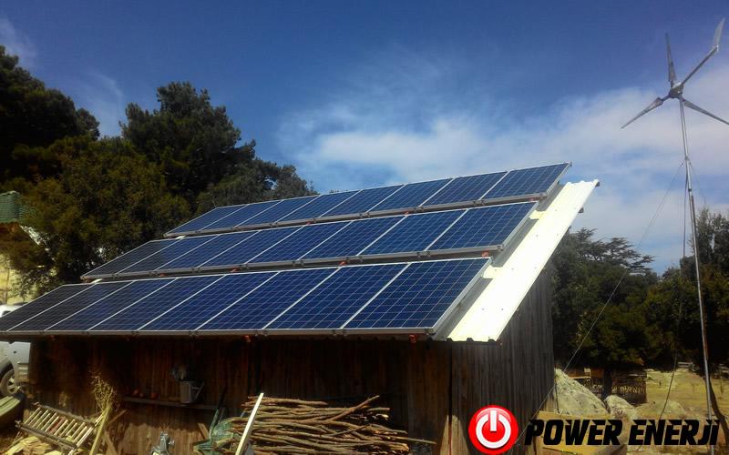 Antalya güneş enerjisi elektrik üretimi