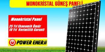 monokristal güneş paneli fiyatlarını ve monokristal güneş paneli özellikleri
