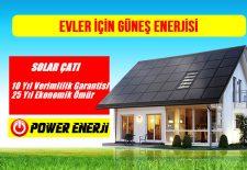 Ev için Güneş Paneli Fiyatları