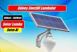 Güneş Enerjili Lamba, Solar Lamba, Park, Cadde, Sokak, Bahçe, Dış Mekan, Işıklandırma Aydınlatmaları, Aydınlatma direkleri, Fiyatları,Solar Aydınlatma