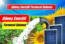 güneş enerjili sulama sistemleri kurulumu fiyatları