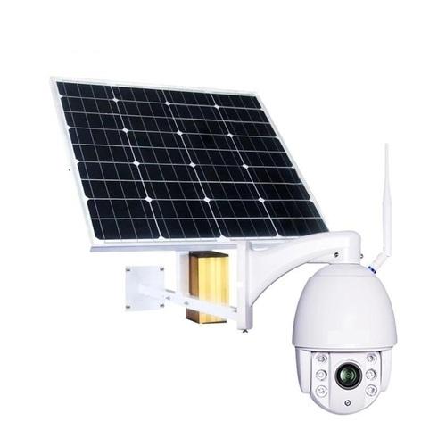 güneş enerjili güvenlik kamerası