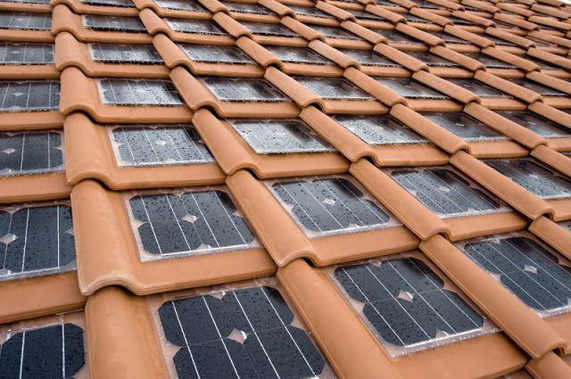 Güneş Enerjisi Paneli Kiremit