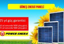 solar güneş enerji paneli fiyatı