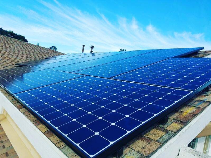 en verimli güneş paneli 2019
