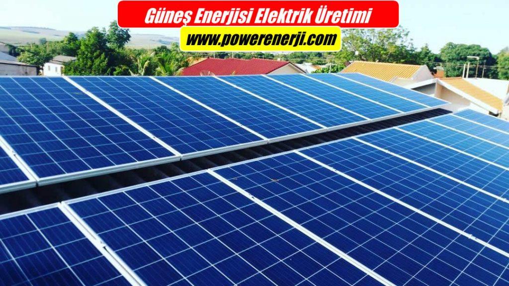 solar enerji güneş paneli fiyatı