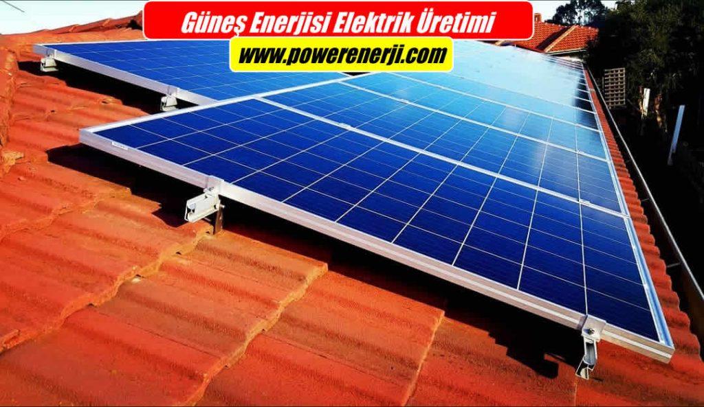 Solar güneş Enerji Panel Fiyatı
