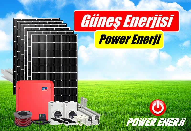 Çatı üstü güneş enerjisi elektrik üretimi
