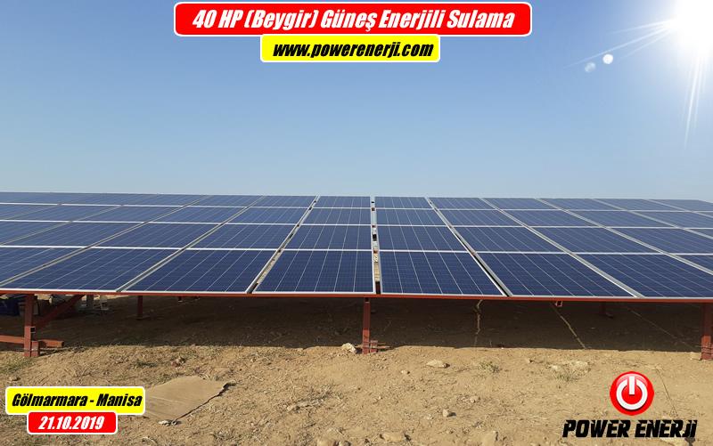 40hp 30kw dalgıç pompa güneş enerjili sulama sistemi