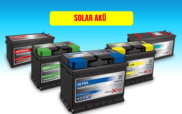 Solar Jel Akü nedir özellikleri nelerdir