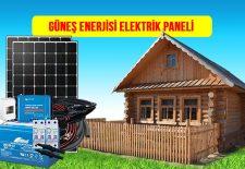 elektrik paneli nedir? güneş enerjisi elektrik üretimi