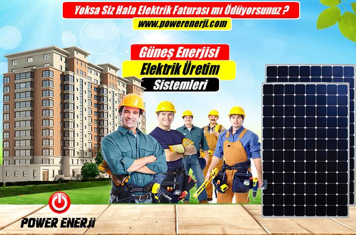 güneş paneli sistemleri