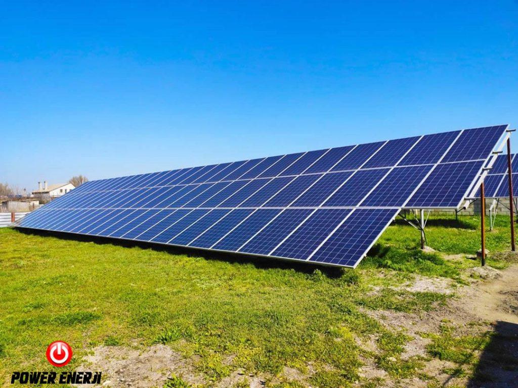 3 fazlı güneş enerjisi