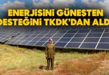 devlet destekli güneş enerjisi santrali kurulumu
