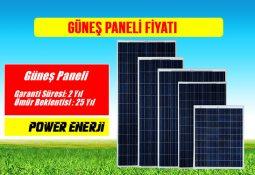 Güneş Paneli Fiyat