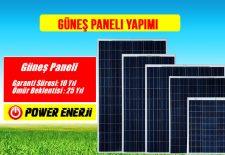 Güneş Paneli yapımı