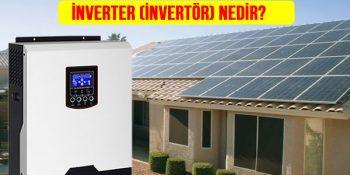 İnverter invertör nedir ne işe yarar nerelerde kullanılır tam solar gunes paneli gunes enerjisi elektrik üretimi sinus modifiye on grid