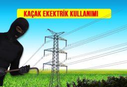 kaçak elektrik kullanımı nedir cezası türkiye hangi iller haritası 2020