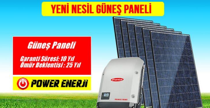 yeni güneş paneli