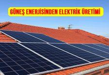 Güneş Enerjisinden Elektrik Üretimi için Gerekli Malzemeler Nelerdir?