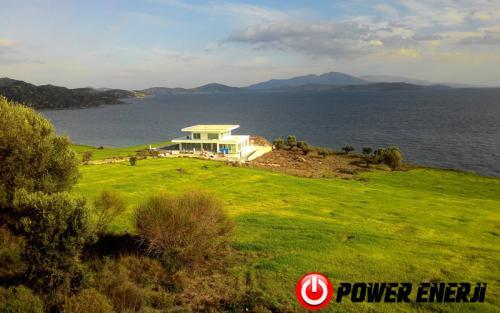 10 kw çatı üzeri güneş enerji santrali