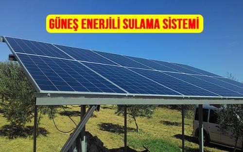 güneş-enerjili-sulama sistemi-kurulumu