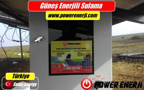 güneş enerjisi dalgıç pompa çalıştırma