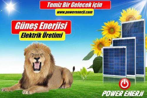 güneş Paneli fiyati POWER ENERJİ www.powerenerji.com