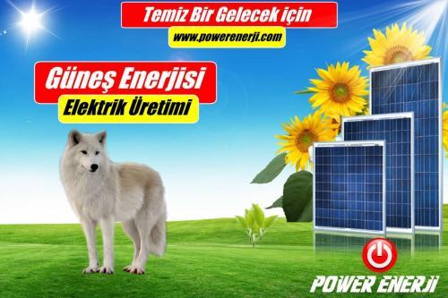güneş Paneli Fiyatı POWER ENERJİ www.powerenerji.com