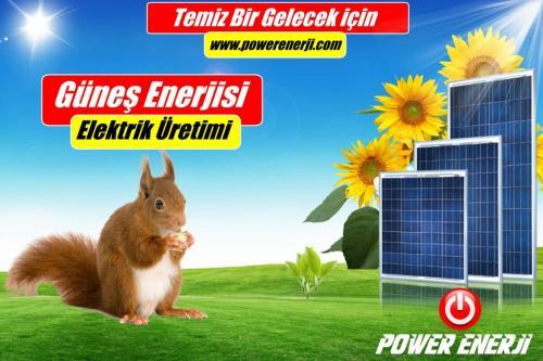 güneş enerjisi Panel Fiyatı POWER ENERJİ www.powerenerji.com