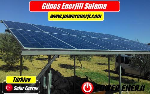 güneş enerjisi ile tarla sulama maliyeti