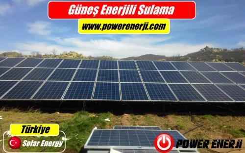 güneş enerjisi ile sulama fiyatları